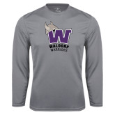 Syntrel Performance Steel Longsleeve Shirt-W Waldorf Warriors