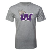 Grey T Shirt-Waldorf W