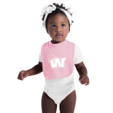 Light Pink Baby Bib-Waldorf W