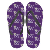 Full Color Flip Flops-Waldorf W