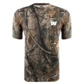 Realtree Camo T Shirt-Waldorf W
