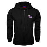 Black Fleece Full Zip Hood-Waldorf W