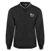 Black Executive Windshirt-Waldorf W