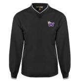 Black Executive Windshirt-Waldorf W