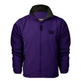 Purple Survivor Jacket-Waldorf W
