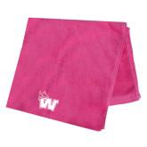 Pink Beach Towel-Waldorf W