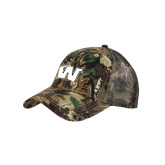 Camo Pro Style Mesh Back Structured Hat-Waldorf W