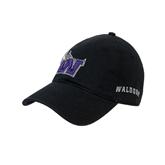 Purple Twill Unstructured Low Profile Hat-Waldorf W