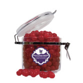 Sweet & Sour Cherry Surprise Round Canister-W Waldorf Warriors