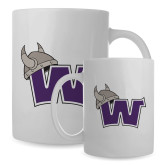 Full Color White Mug 15oz-Waldorf W
