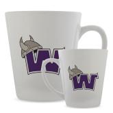 Full Color Latte Mug 12oz-Waldorf W