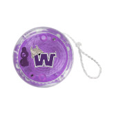 Light Up Purple YoYo-Waldorf W