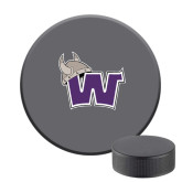 Hockey Puck Stress Reliever-Waldorf W