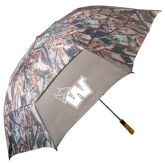 58 Inch Hunt Valley Camo Umbrella-Waldorf W
