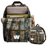 Heritage Supply Camo Computer Backpack-Waldorf W