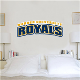 2 ft x 6 ft Fan WallSkinz-Arched Warner University Royals