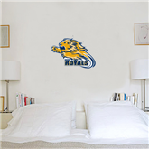 1.5 ft x 2 ft Fan WallSkinz-Warner Royals w/ Lion