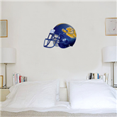 1.5 ft x 2 ft Fan WallSkinz-Warner Football Helmet
