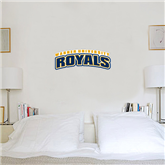 1 ft x 3 ft Fan WallSkinz-Arched Warner University Royals