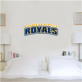 1.5 ft x 4 ft Fan WallSkinz-Arched Warner University Royals