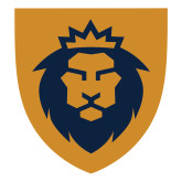 Large Decal-Lion Head Shield