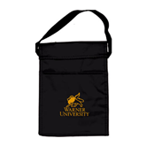 Black Lunch Sack-Official Logo