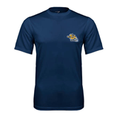 Syntrel Performance Navy Tee-Warner Royals w/ Lion