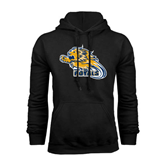 Black Fleece Hoodie-Warner Royals w/ Lion