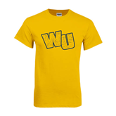 Gold T Shirt-WU