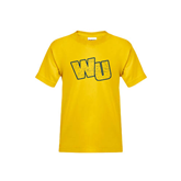 Youth Gold T Shirt-WU