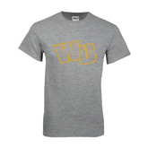 Sport Grey T Shirt-WU