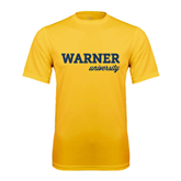 Syntrel Performance Gold Tee-Warner University