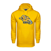 Under Armour Gold Performance Sweats Team Hood-Warner Royals w/ Lion