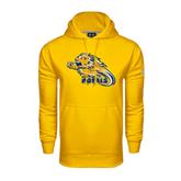 Under Armour Gold Performance Sweats Team Hoodie-Warner Royals w/ Lion