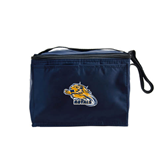 Six Pack Navy Cooler-Warner Royals w/ Lion