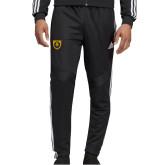 Adidas Black Tiro 19 Training Pant-Lion Head Shield