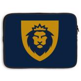 15 inch Neoprene Laptop Sleeve-Lion Head Shield