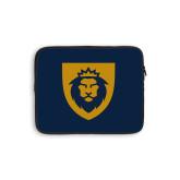 10 inch Neoprene iPad/Tablet Sleeve-Lion Head Shield