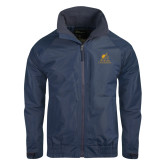 Navy Survivor Jacket-Official Logo