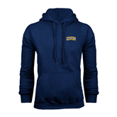 Navy Fleece Hoodie-Cheer & Dance
