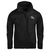 Black Survivor Jacket-Warner Royals w/ Lion
