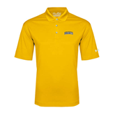 Under Armour Gold Performance Polo-Arched Warner University Royals