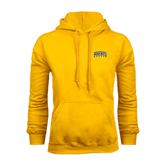 Gold Fleece Hood-Soccer