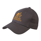 Charcoal Heavyweight Twill Pro Style Hat-Official Logo