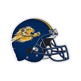 Football Helmet Magnet-Warner Royals w/ Lion