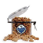 Cashew Indulgence Round Canister-Warner Royals w/ Lion