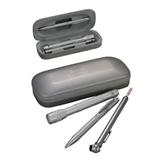 Silver Roadster Gift Set-Warner University Stacked Engraved