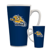 Full Color Latte Mug 17oz-Warner Royals w/ Lion