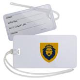 Luggage Tag-Lion Head Shield