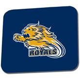 Full Color Mousepad-Warner Royals w/ Lion